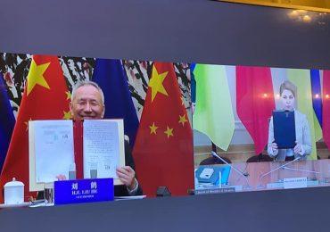 Прошло четвертое заседание Межправительственной комиссии Украина-Китай
