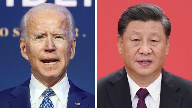 Китай неофициальными каналами инициирует встречу Джо Байдена с Си Цзиньпином