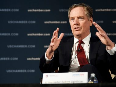 Байдену следует сохранить тарифы на китайский импорт – торгпред США