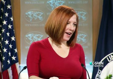 Новая администрация США проведет анализ прежней политики страны в отношении Китая – Джен Псаки