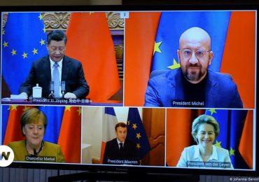ЕС инвестсделкой с КНР обманывает сам себя