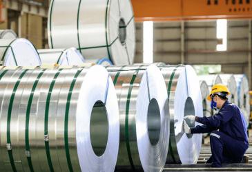 Китай продолжит наращивать импорт стали в 2021 году – CISA