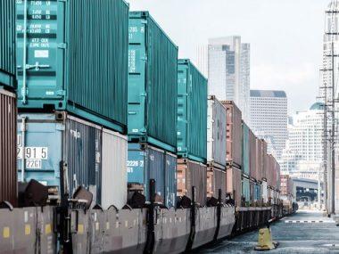 Стоимость доставки товаров из Китая в Европу достигла рекордных максимумов