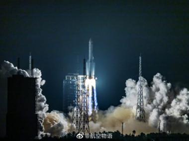 Китай в 2021 году намерен провести более 40 орбитальных запусков