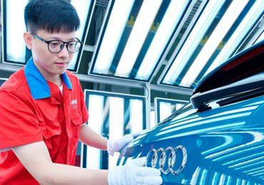 Audi и китайский FAW запустят совместное производство автомобилей в Китае