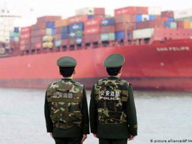 Китай стал крупнейшим торговым партнёром ЕС за 2020 год