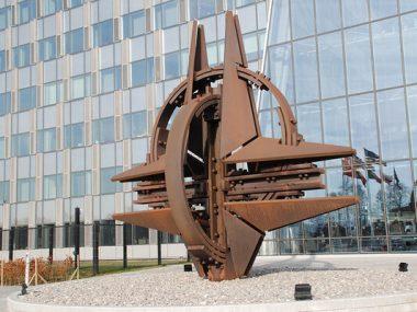 Что вещает звезда НАТО китайскому Поднебесью?