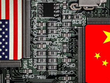 В США разработали стратегию для противодействия Китаю в технологической сфере