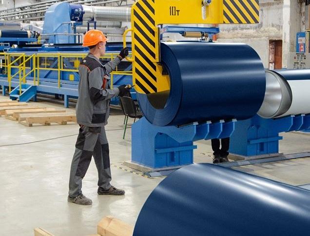Украинские производители окрашенного проката заявили о планах нарастить производство на фоне антидемпинга по китайской стали