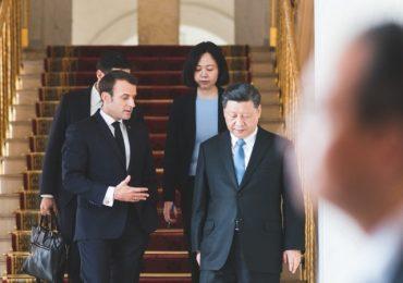 Франция назвала Китай ключевым стратегическим и военным вызовом