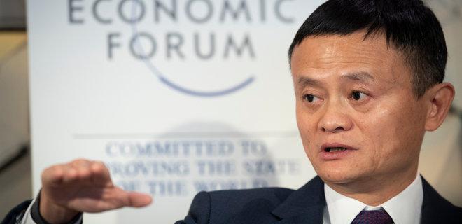 Джек Ма не попал в список лучших предпринимателей Китая