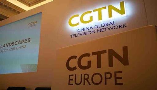 Британия отозвала лицензию китайского телеканала CGTN