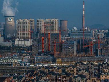 Китай усиливает давление на бизнес и чиновников в сфере экологии