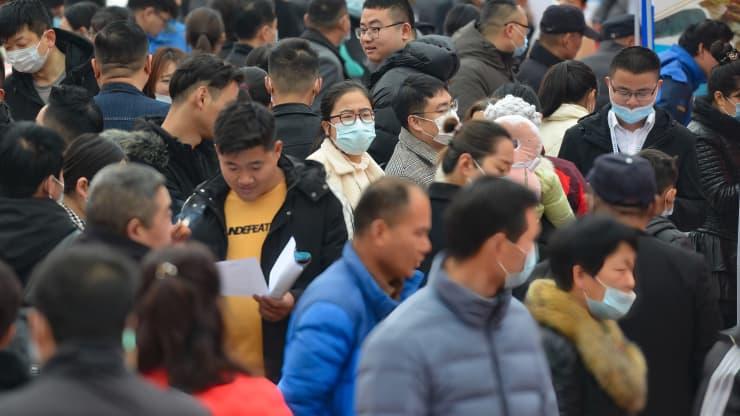Безработица молодежи в Китае в два раза превышает средний показатель по стране