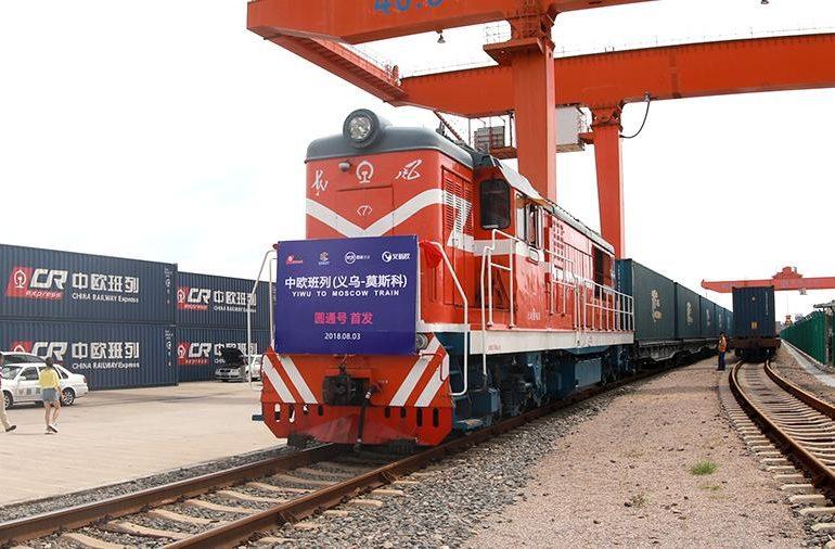 Китайские производители увеличили объемы доставки грузов по железной дороге в Европу
