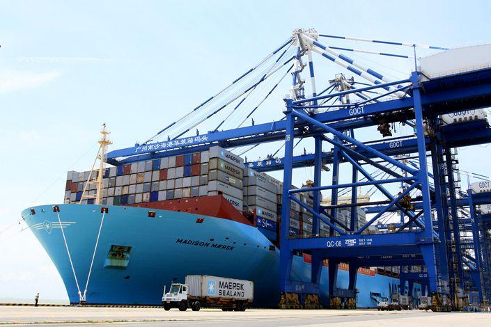 Рост экспорта Китая стимулирует глобальный рост закупок грузовых судов и контейнеров