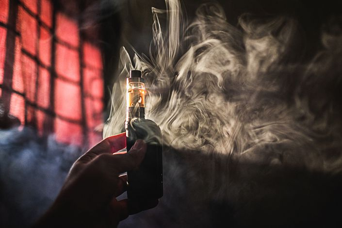 Китайские производители вейпов теряют капитализацию из-за применения Пекином закона о табаке