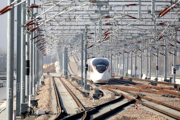 Китай вводит ограничения на строительство высокоскоростных железных дорог