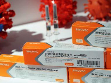 Вакцину CoronaVac Молдова закупила почти на 5 долл дешевле, чем Украина