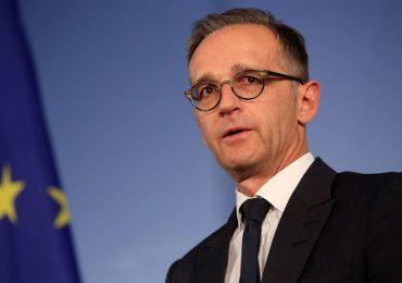 Германия и США должны выработать общую политику в отношении Китая – Глава МИД Германии