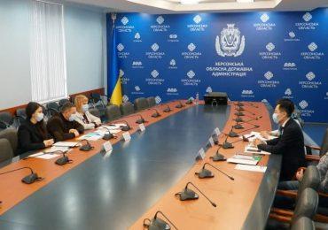 Китай заинтересован развивать агробизнес в Херсонской области