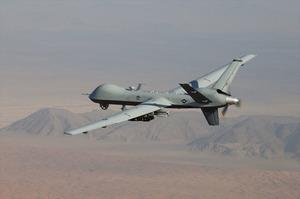 Индия закупит 30 американских беспилотников для противодействия Китаю