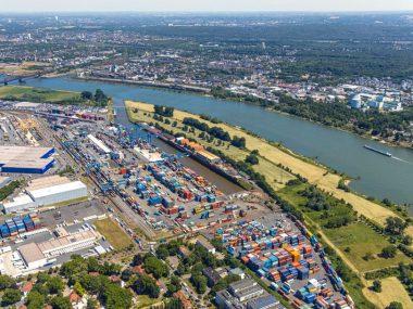 Грузоперевозки Китай-Европа: Украина хочет наладить взаимодействие с немецким портом Дуйсбург