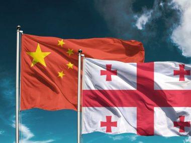 100 тыс. доз вакцины Sinovac получила Грузия в подарок от Китая