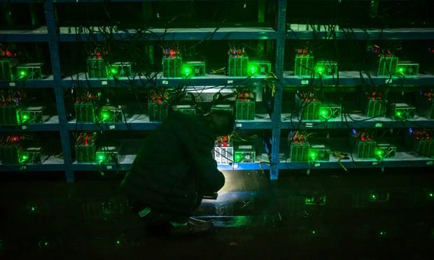 Китайские биткоин-фермы угрожают климатическим целям КНР