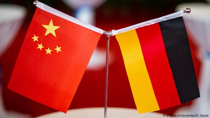 Китай и Германия провели межправительственные консультации 28 апреля 2021 г.