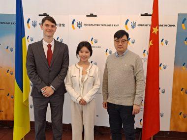 Surpass Sun Electric изучает возможности выхода на украинский рынок электрозаправочных станций