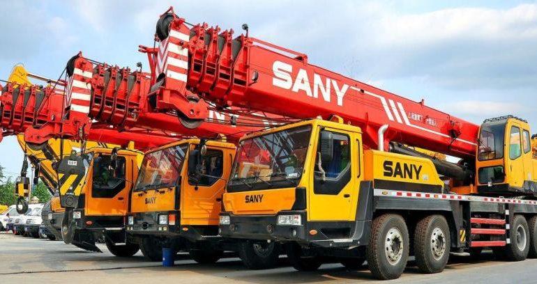 23. Сани Украина - SANY UKRAINE