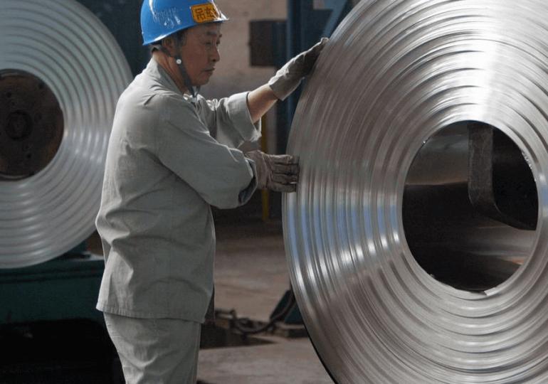 Производство стали в Китае в марте 2021 г. выросло на 19%