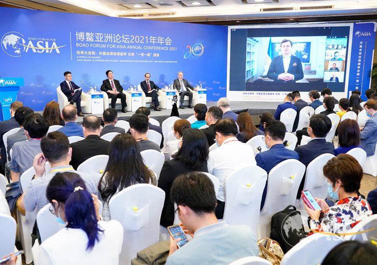 Глава МИД Украины выступил на Боаоском азиатском форуме