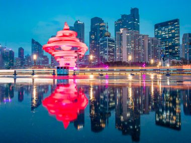 В муниципалитете китайского города Циндао рассказали, как привлекали туристов во время пандемии