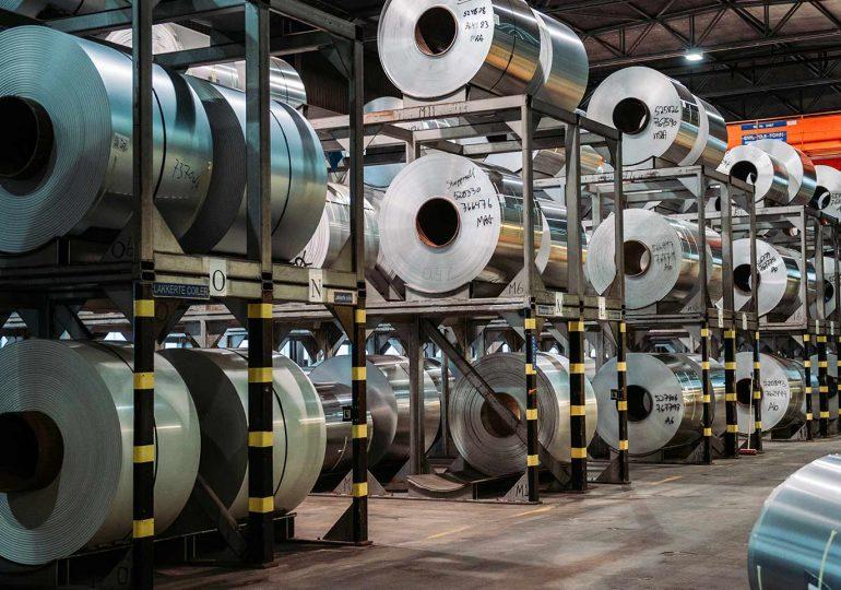 ЕС вводит временные тарифы на плоский алюминиевый прокат из Китая
