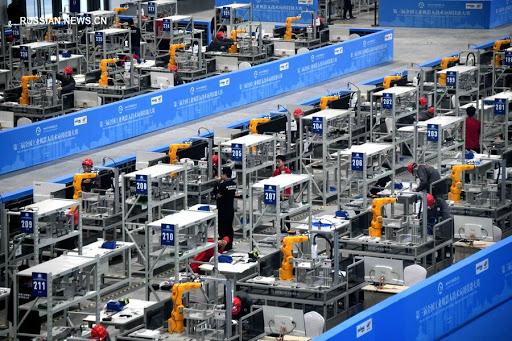 Промышленная прибыль Китая выросла на 92,3% в марте 2021 г.