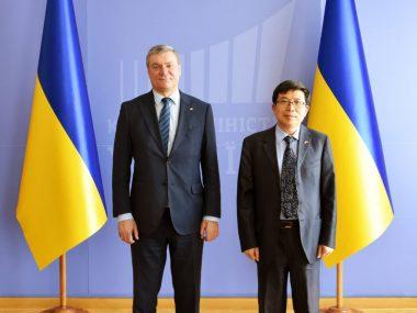 Сотрудничество Украины и Китая в военно-технической сфере должно быть взаимовыгодным – Уруский