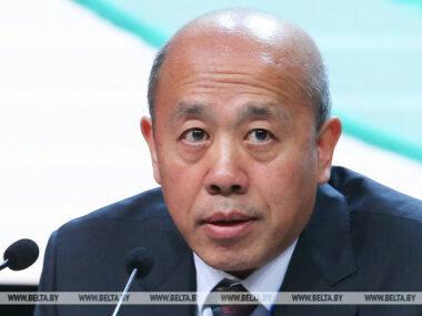 Посол КНР в Беларуси Се Сяоюн заявил о дальнейшей поддержке режима А. Лукашенко