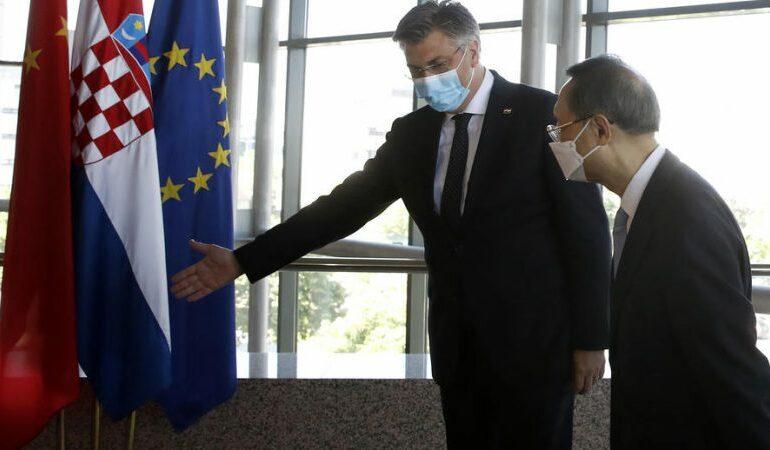 Ян Цзечи посетил Хорватию для укрепления инициативы «16+1»