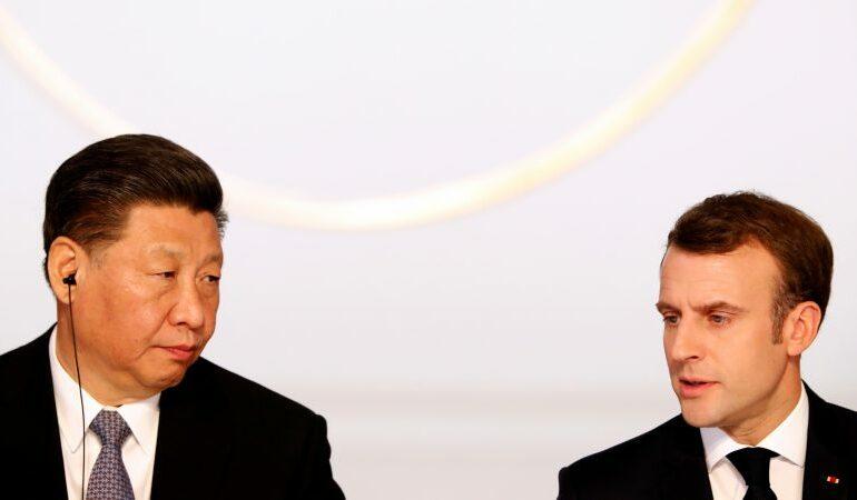 Пекин подталкивает, но Париж не спешит продвигать инвестсоглашение Китай-ЕС