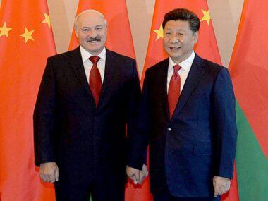Лукашенко поздравил Си Цзиньпина с днём рождения: «нержавеющее братство» и «всепогодное партнерство»