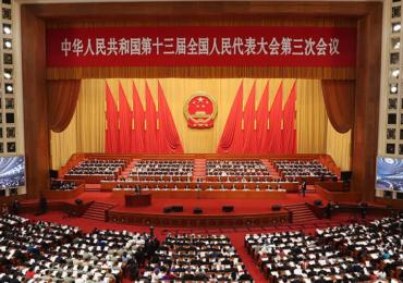 Китай готовит законопроект о борьбе с иностранными санкциями