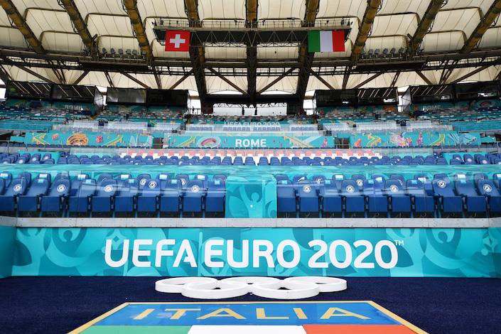 Китайские компании стали крупнейшим спонсором Евро 2020