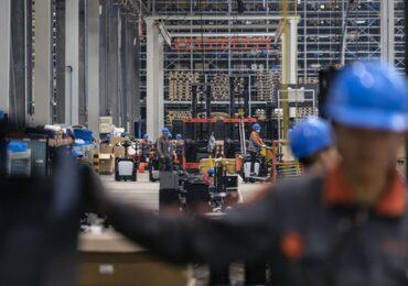 Промышленное производство Китая стабилизировалось в июне 2021 г.