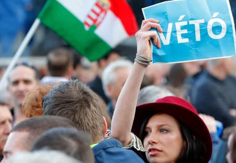 В Будапеште пройдет акция протеста против строительства кампуса китайского Университета Фудань