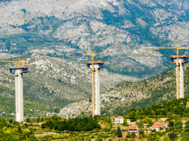 Европейские финучреждения помогут Черногории рефинансировать китайский кредит