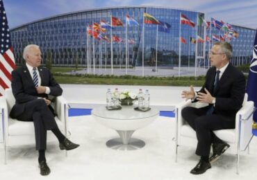 Китай представляет угрозу безопасности - саммит НАТО