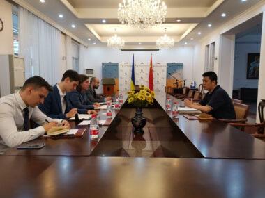 Город Цзиньчэн планирует установить сотрудничество с Запорожьем