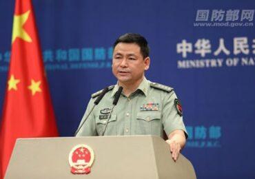 Минобороны КНР заявило об углублении сотрудничества с Россией